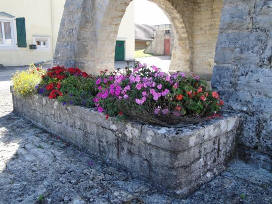 Chateau d'eau Poitte